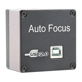 8MP Industrial Auto Focus C mount Microscope Camera Free Drive USB2.0 Surveillance Camera Supports UVC Control Video Take Photo