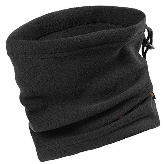 Multi-Purpose Neck Warm Fleece Thermal Balaclava Hood Scarf Thicken Outdoor Sports Ski Winter Windproof Hat Mask Comfortable