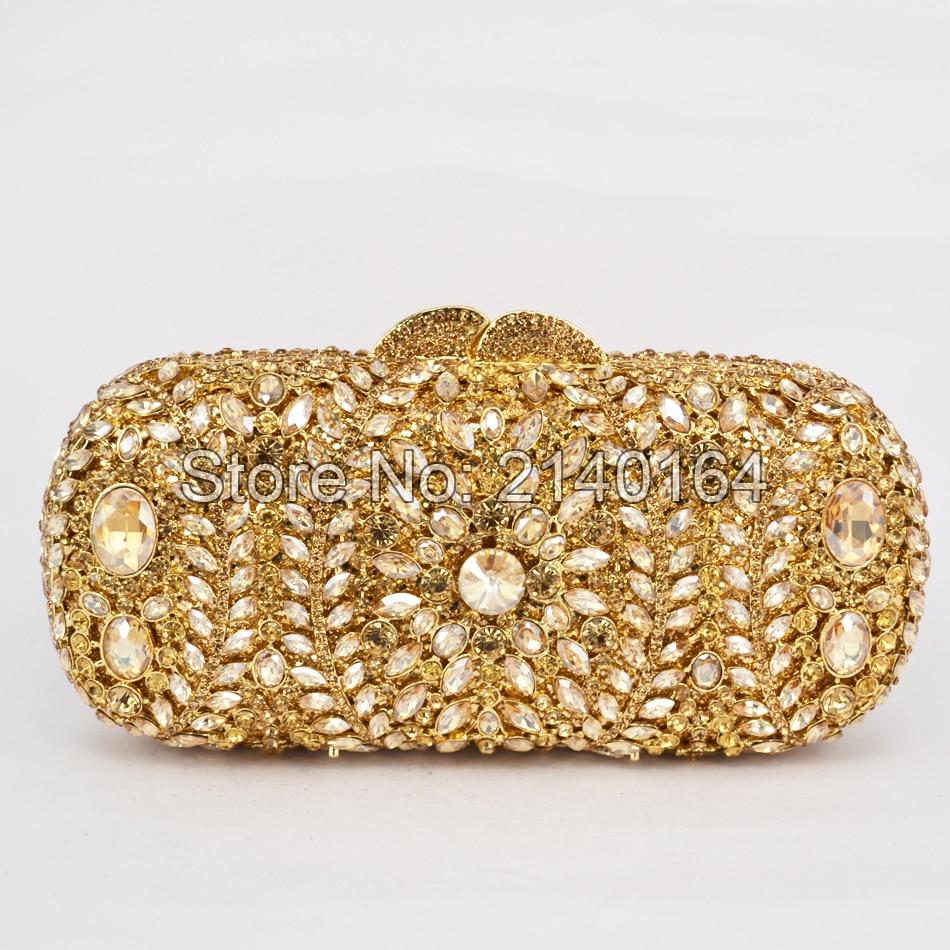 Women Handbag Evening Bag Crystal Purse 2016 New Style Party Bag Wedding Clutch Bag 88248 naivety new fashion women tassel clutch purse bag pu leather handbag evening party satchel s61222 drop shipping