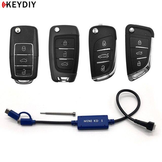 KEYDIY Mini générateur de clé KD, entrepôt dans votre téléphone, supporte Android, faire plus de 1000 commandes Auto avec télécommande KD