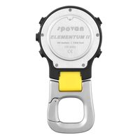 5Set Sale Multifunction Outdoor Sports Handheld Watch Barometer Altimeter Thermometer Compass Stopwatch Yellow+White