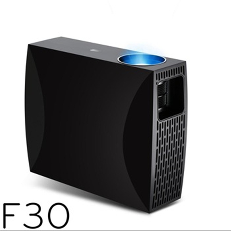 F30 1080P Full HD Projector 4200 Lumens 1920x1080 Resolution LED LCD Projector proyector for Home Theater Video Beamer(China)