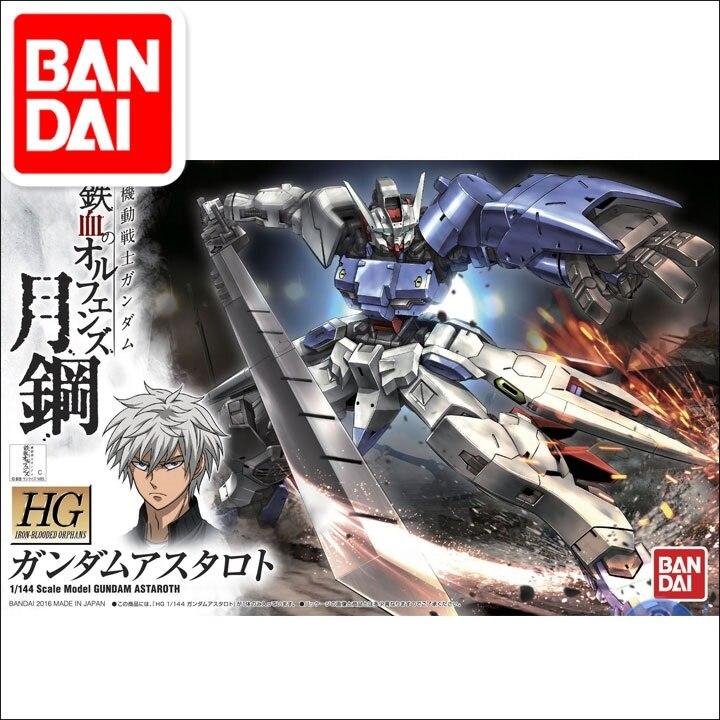 Original Model HG 1/144  Gundam Barbatos ASW-G-08 Mobile Suit Gundam IRON-BLOODED ORPHANS Kids Toys