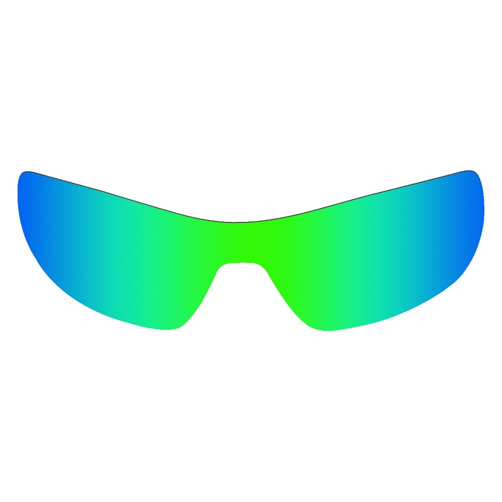 HKUCO Mens Replacement Lenses For Oakley Whisker Red/Blue/Titanium/Emerald Green/Purple Sunglasses ca45G3H1Js
