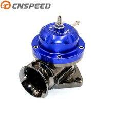 CNSPEED турбо предохранительный клапан Универсальный Регулируемый 25PSI BOV предохранительный адаптер YC100370