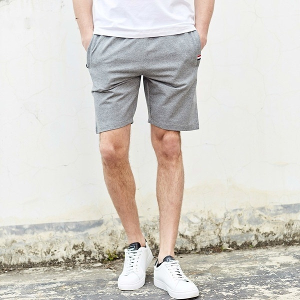 Mens Short Pants Beach Casual Shorts Stretchy Waist Plus Size M 5XL Cotton and Spandex cargo jersey shorts ouc408 in Casual Shorts from Men 39 s Clothing