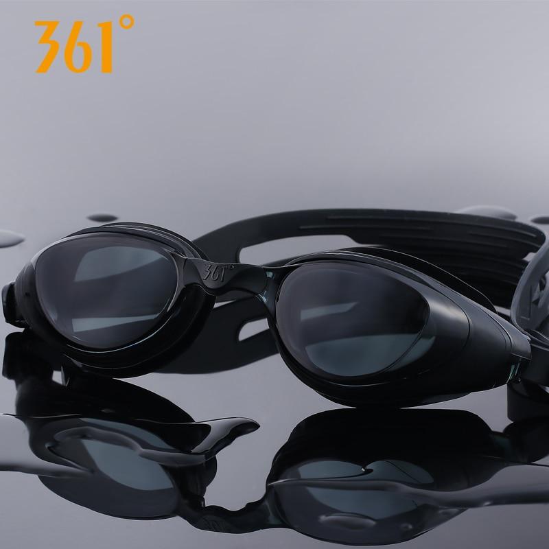 Image 3 - 361 gafas de natación miopía hombres y mujeres adultos HD impermeable Anti niebla prescripción gafas de natación equipo deportivoGafas de natación   -
