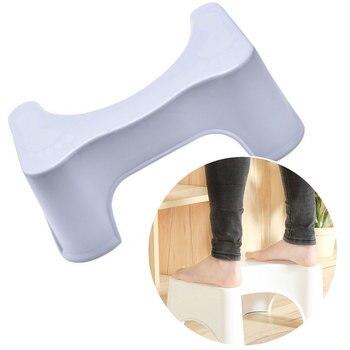 Ƶ�室セット U ŭ�型のスツール浴室ノンスリップスツールヘルパーアシスタント足の席しゃがん子供妊娠中フットスツール