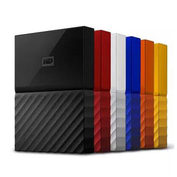 "WD HDD Hard Disk External Hard Drive 2.5"" Portable 1TB 2TB 3TB 4TB HD Externo USB3.0 Disco Duro Externo Harddisk for Computer"