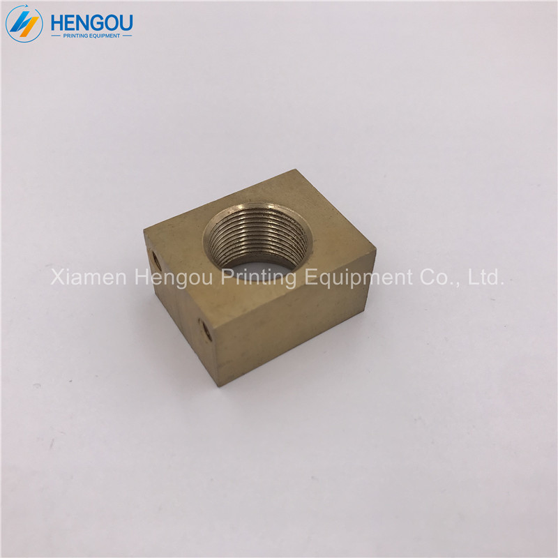 5 Pieces Copper Material L2.072.331 Hengoucn SM74 PM74 CD74 XL75 Machine Lock Nut G2.072.0515 Pieces Copper Material L2.072.331 Hengoucn SM74 PM74 CD74 XL75 Machine Lock Nut G2.072.051