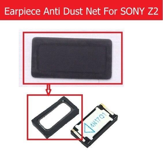 Genuine Earpiece Louder Anti Dust Net For SONY Xperia Z2/Z4/X/XP/Z5 Premium/Z3 Mini/z5 Compact Ear Speaker Dust-proof Grill Mesh