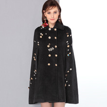 Popular Embroidery Wool Coats-Buy Cheap Embroidery Wool Coats lots ...