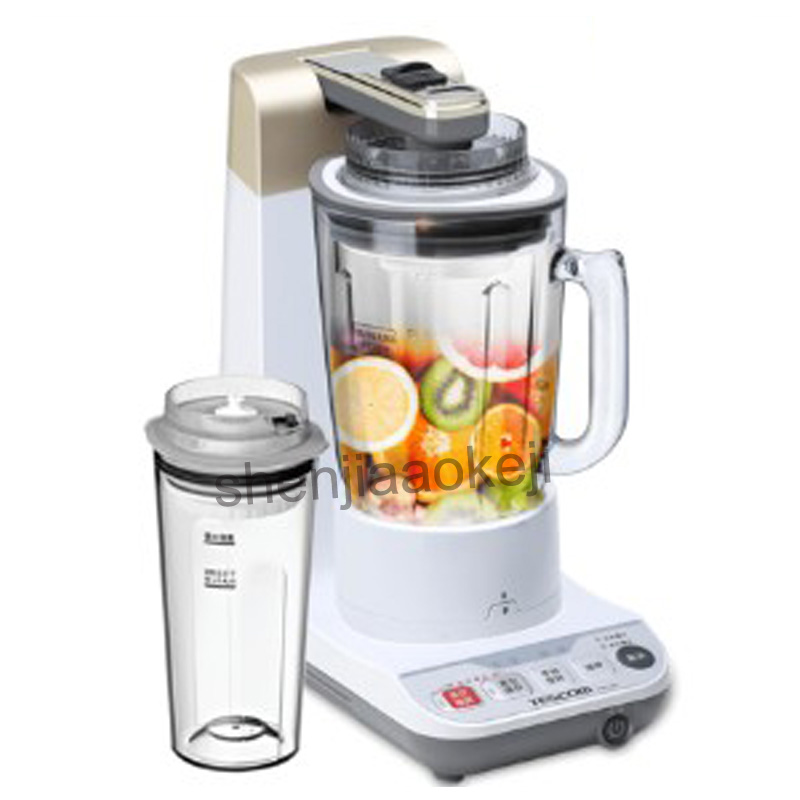 780ML Electric Vacuum food mixer 9500r/min automatic home baby food blender vacuum fruit  juice machine  1pc rbm 767a 2200w home automatic multi functional fruit and vegetable ice sand bean milk mixer fried fruit juice broken machine 2l