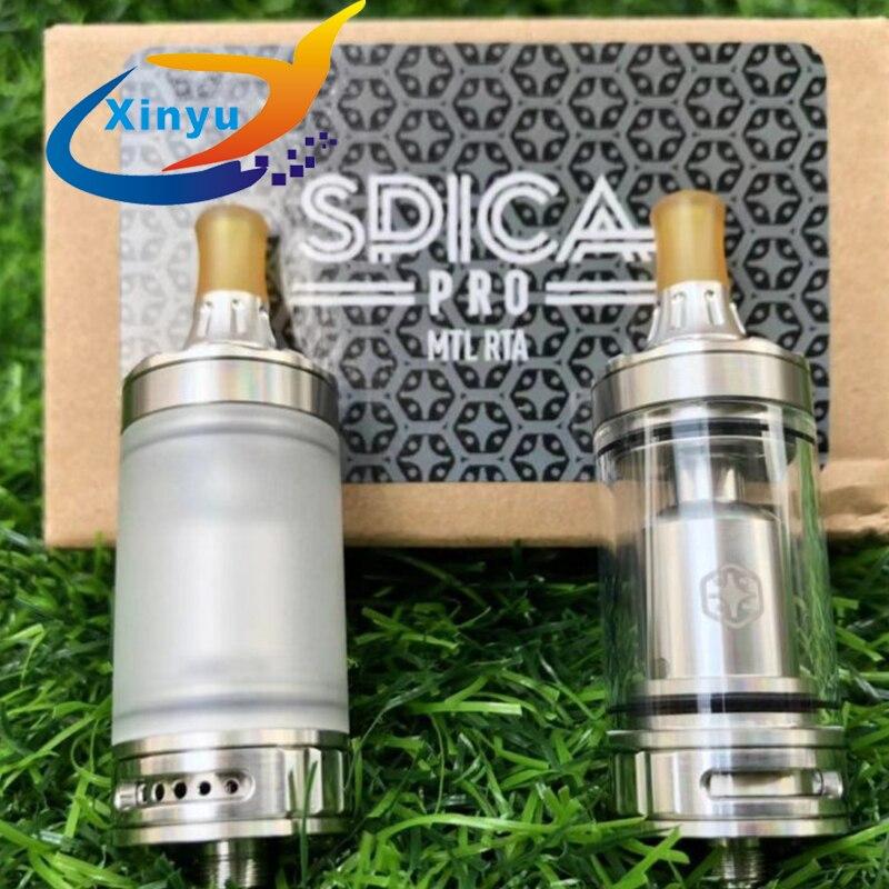 2 pièces en plastique de Style professionnel MTL RTA 3 ml capacité réservoir reconstructible atomiseur E Cigarette vape vs horizon Style RTA MTL