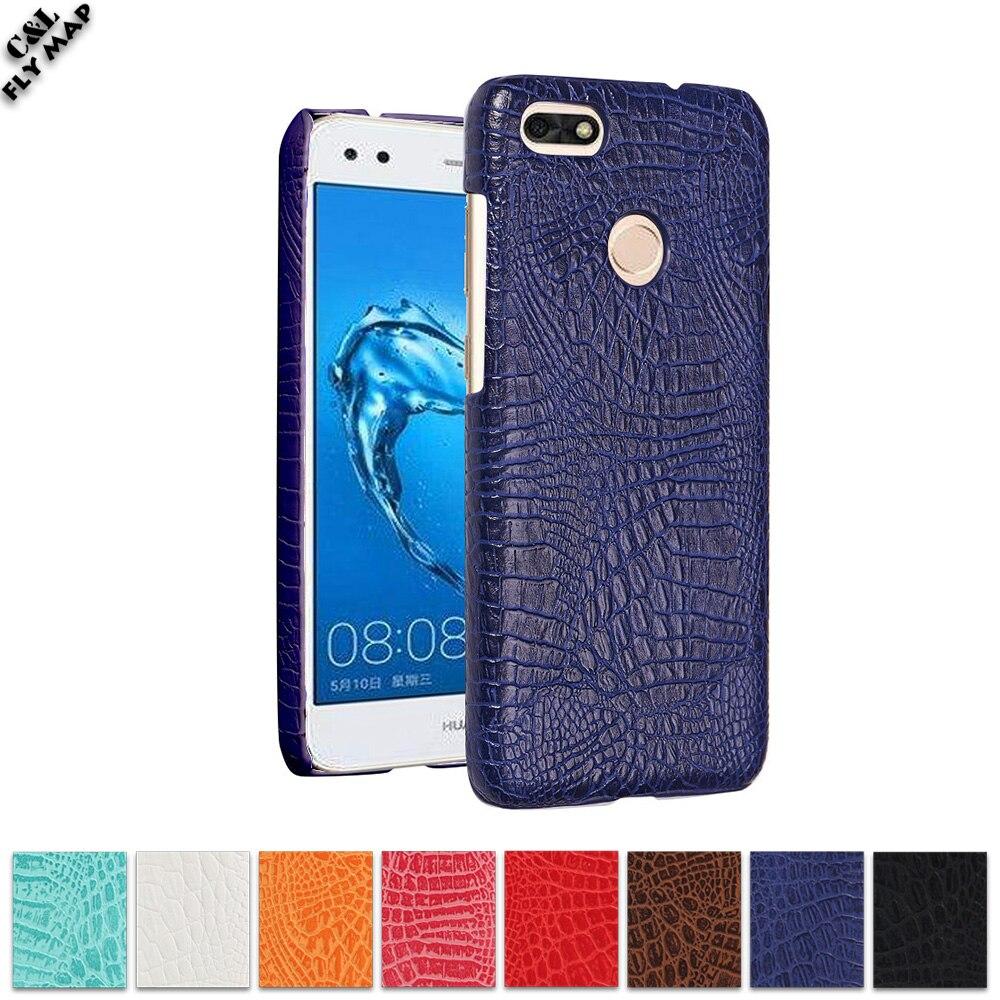 Crocodile Case for Huawei P9 Lite Mini SLA-L22 SLA-L03 Hard PC Protective Phone Cover Coque for Huawei P 9 Lite Mini SLA L22 Bag
