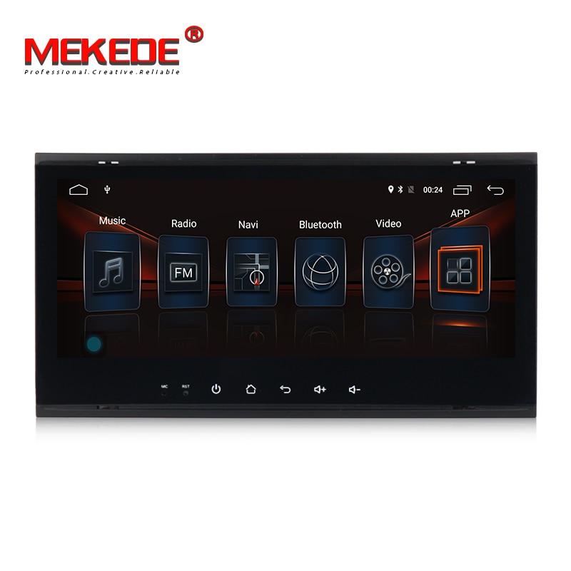 8.8 ''écran 4g lte Android 7.1 DVD de Voiture lecteur multimédia pour VW Touareg Multivan T5 (2002- 2011) avec WIFI BT GPS canbus CFC