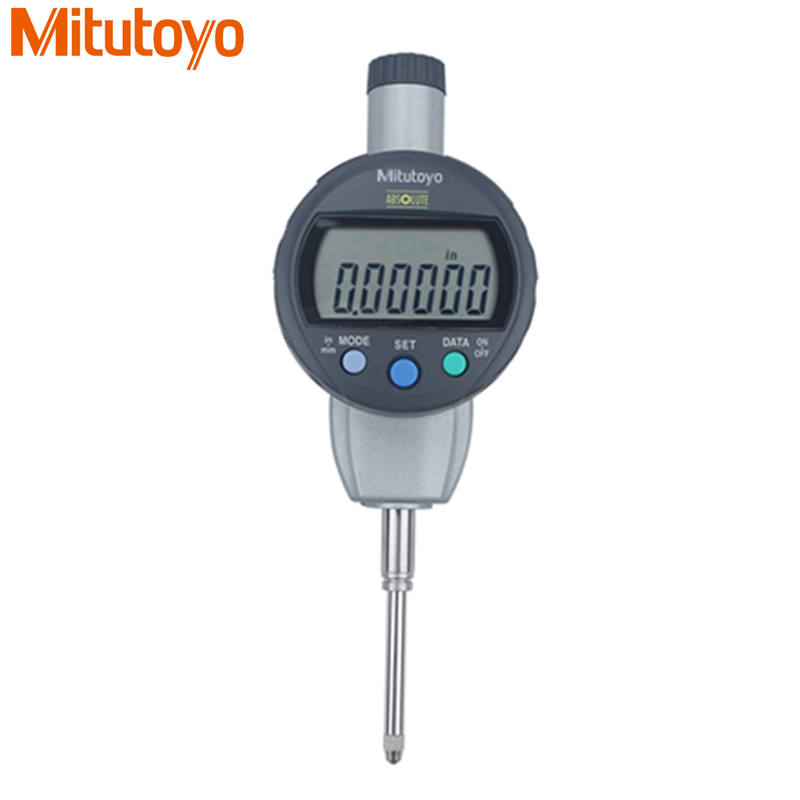 100% оригинальные Япония mitutoyo 543-471b цифровой индикатор 0-25.4 мм/0.001 мм дюймов/метрики электронный циферблат Тесты датчик Инструменты