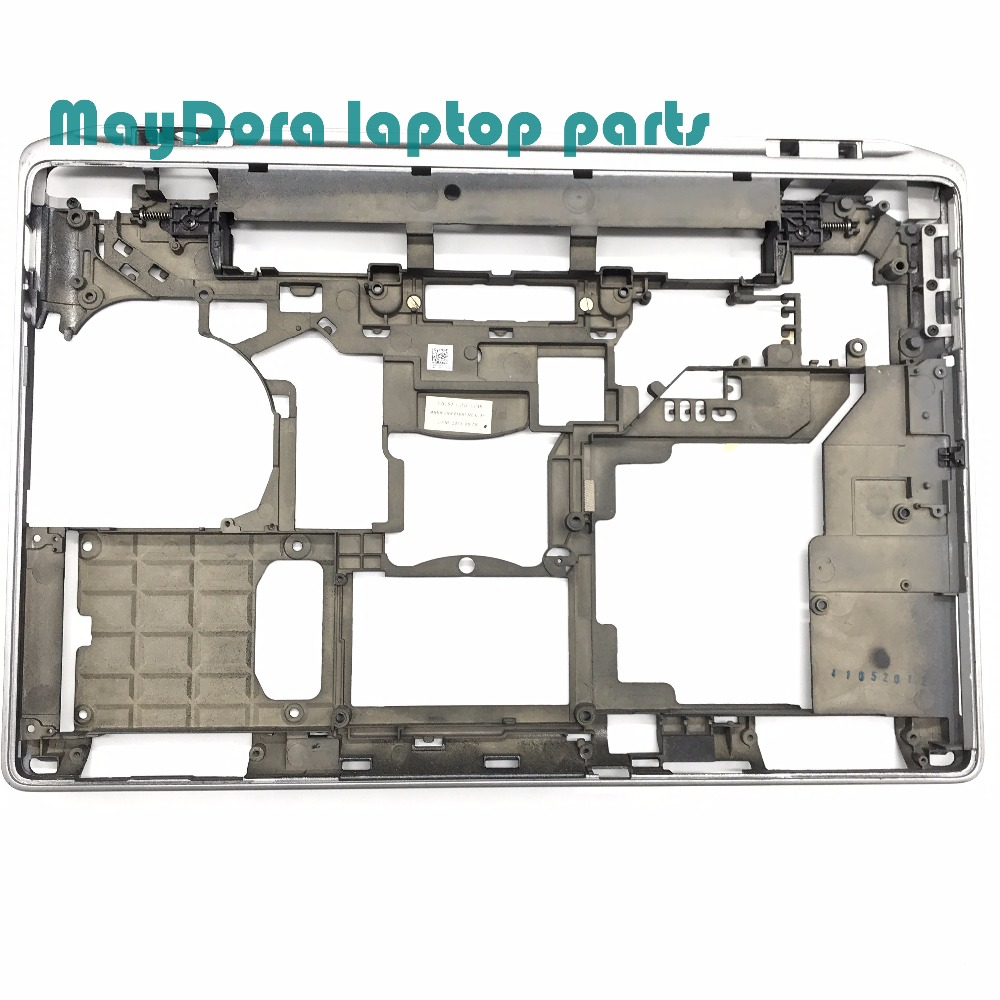 Brand new and original laptop case for DELL LATITUDE E6420 Bottom base with D shell case R1X1K 0R1X1K цена