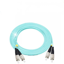 5pcs/lot OM3 FC/UPC-FC/UPC Multi-Mode OM3 Fiber Cable Multimode Duplex Fiber Optical Jumper Patch Cord 3M 5M 10M 15M цена и фото
