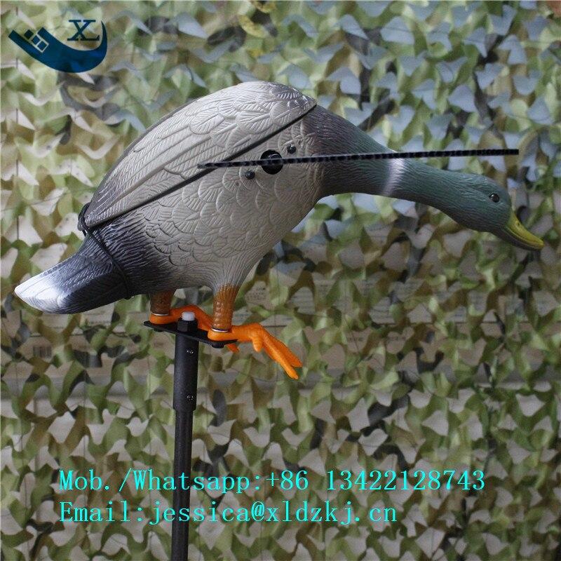 ФОТО Xilei Outdoors Hunting Decoy Mallard Duck Spinning Wings Motorized Duck Decoys