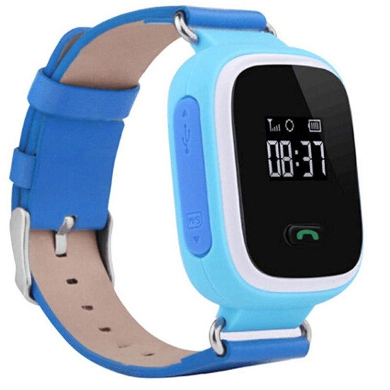 imágenes para 2016 new kid gps q60 smart watch reloj sos llamada Dispositivo Localizador Localizador Rastreador de Seguros para Niños Contra la Pérdida de Monitor