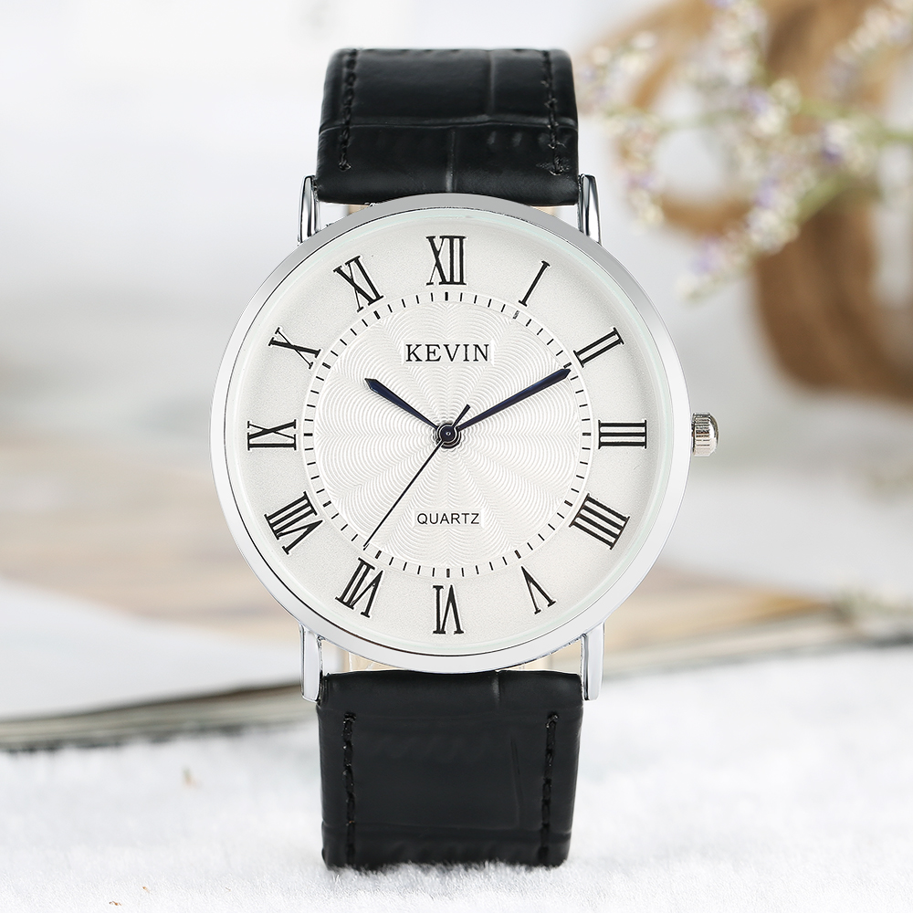 KEVIN New Arrival Ladies Wrist Watch Red White Watch Band Trendy Sport Quarztz Women Watches Modern Desgin Business Women Watch lovesky 2016 new arrival women pu leather watch who cares i am late anyway letter watches wrist watch free shipping