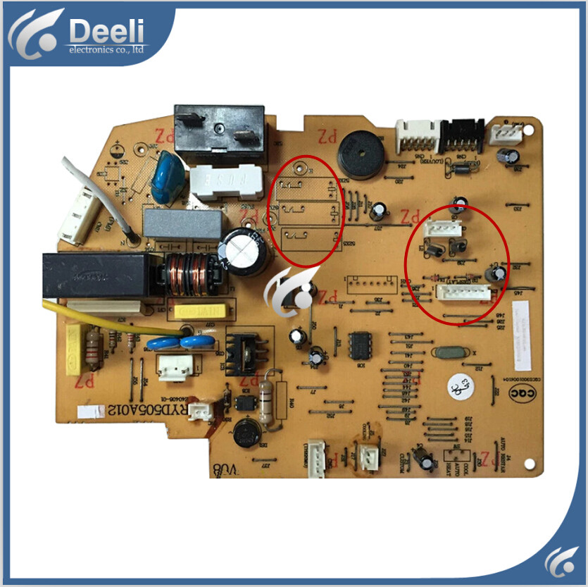 95% new Original for air conditioning Computer board RYD505A012 circuit board 95% new original for air conditioning computer board a74333 a74334 circuit board