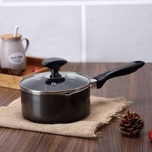 Antihaft-kochgeschirr 16 cm Kleine kapazität licht tragbare Einheitliche wärmeleitfähigkeit pfanne keramik induktion