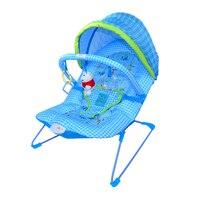 Оптовая продажа Вибрационный успокаивающий кресло качалка Картер многофункциональный качалка детские Электрический двухслойные детские