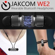 JAKCOM WE2 Wearable Inteligente Fone de Ouvido venda Quente em Fones De Ouvido Fones De Ouvido como rog oneplus telefone ulefone balas sem fio t2 pro
