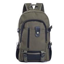 Canvas Men's Backpacks Men Travel Bags Vintage Style Design School Casual Backpack
