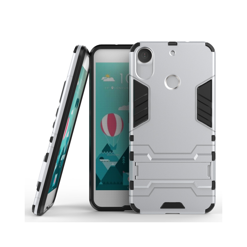 for HTC Desire 10 Pro Case 5.5 Luxury Hybrid Shockproof Hard Armor Defender Silicone Case for HTC Desire 10 Pro Case Cover Funda
