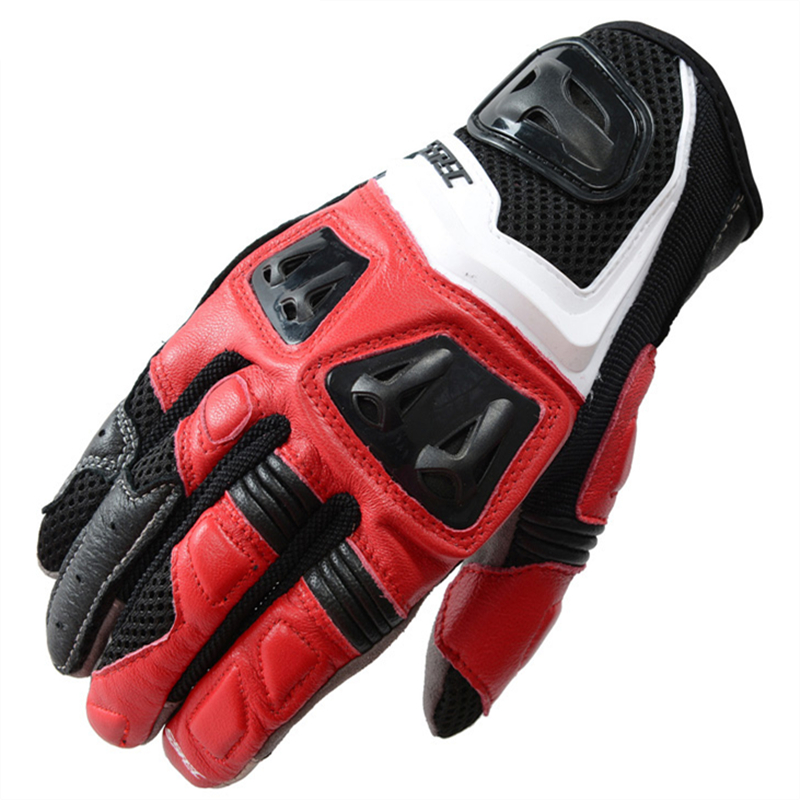 Gloves Moto For TROY LEE Designs breathable Motocross riding All-Finger Outdoor enduro winter Off Road touch Screen drop