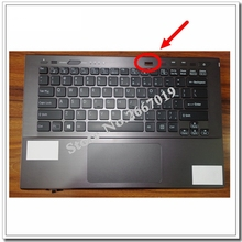 цена на NEW Palmrest cover case for Sony SVS13 SVS13129CJ SVS13A1AJ SVS131 SVS132 C shell 025-2USA-2658 125-1USB2657 keyboard