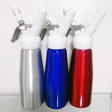 Алюминиевый Металлический Диспенсер для крема 500 мл диспенсер для крема оптом