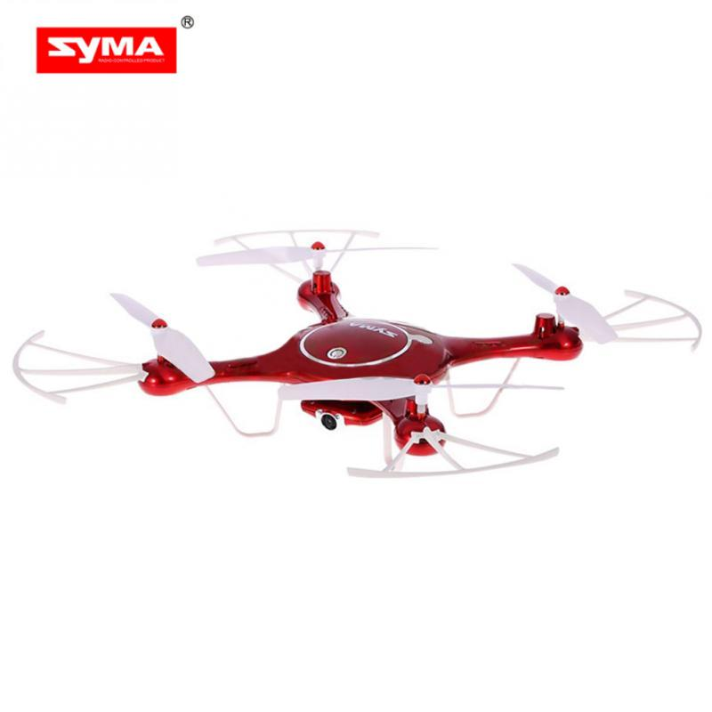 SYMA X5UW Drone WIFI FPV 720P HD Camera Helicopter Height Keeping A Key Country 2.4G 4CH 6 Axis RC Quadcopter rc helicopter q212 q212k q212g 5 8g fpv