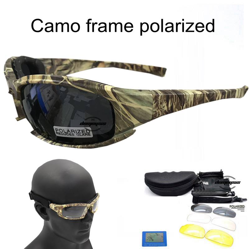Daisy Glasses Polarized Sports Men Solglasögon Mountainbike Cykel Ridning UV Skydda Cyklar Glasögon