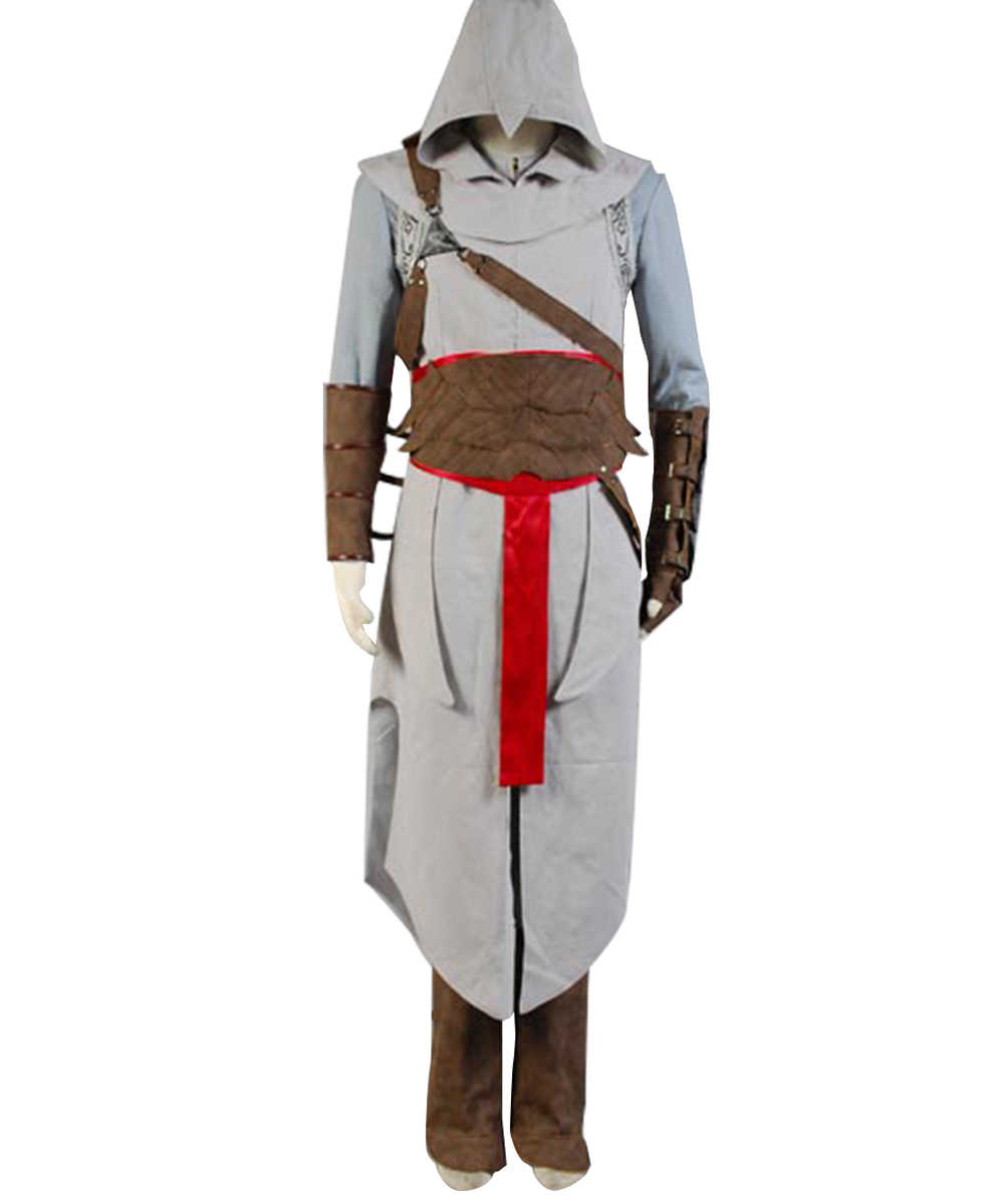 Cosplay Assassin Altair Costume Cosplay Full Outfit Men Altair