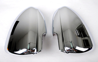 Rearview Mirror Cover Trim 2pcs For Chevy Cruze Holden 2009 2010 2011 2012 2013 2014 2015