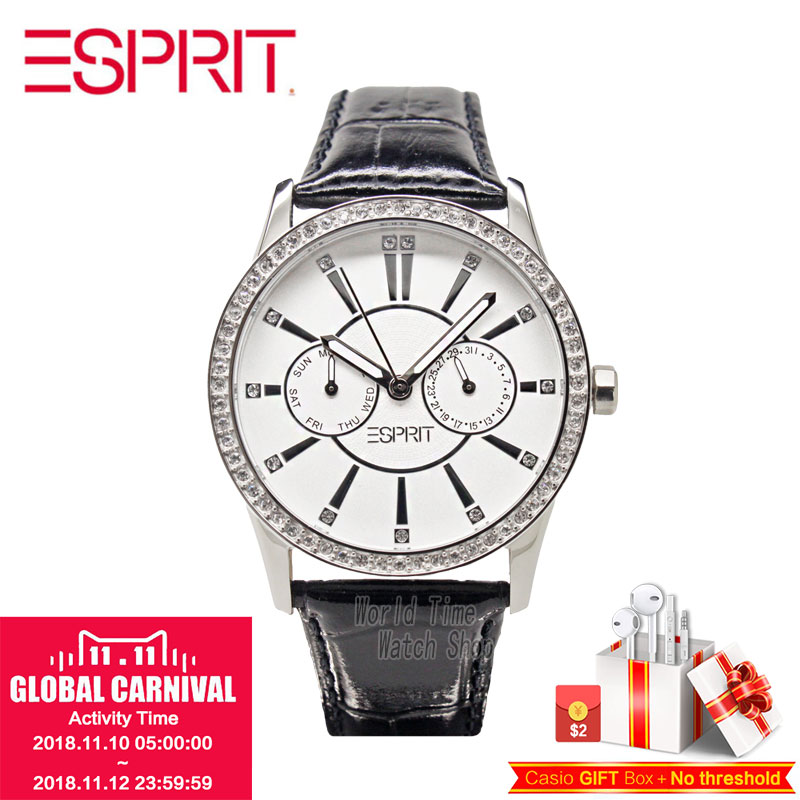 ESPRIT fashion watch California Ocean series of ladies quartz watch ES106122002 ES106122005 ES106122006 ES106122008 цена