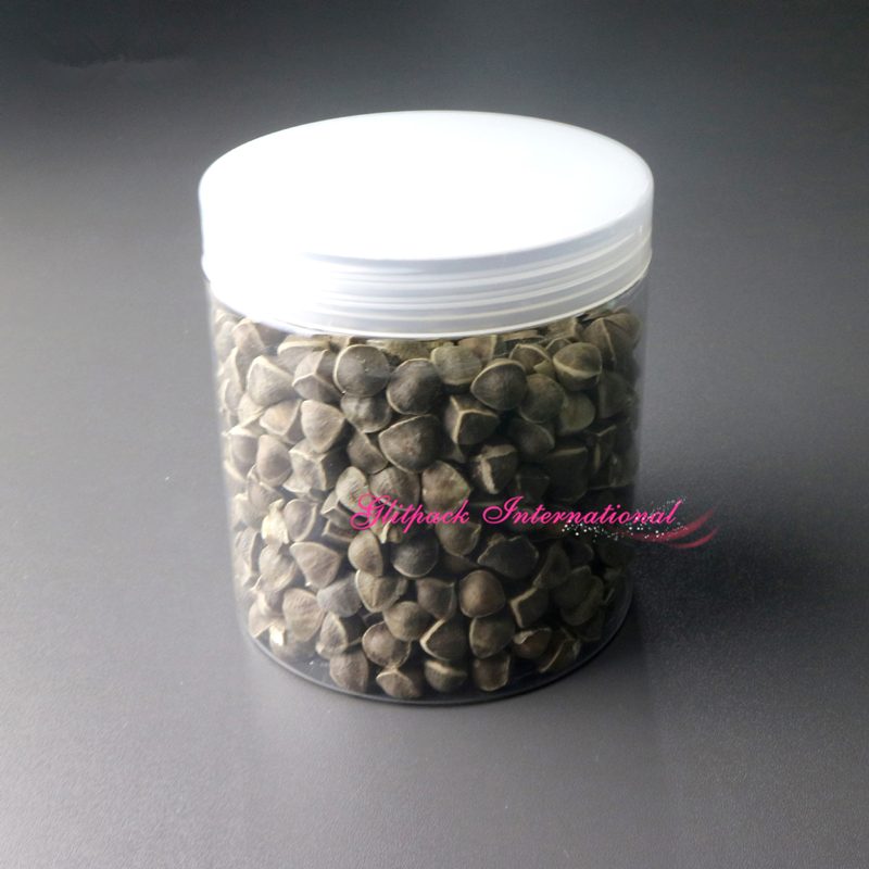 Big Size Wide Mouth Neck Jar 500g Plastic Packaging Transparante PET - Huidverzorgingstools - Foto 4