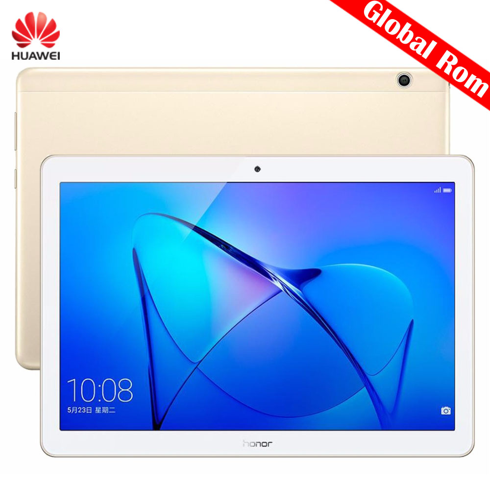 D'origine Huawei MediaPad T3 10 AGS-L09 4g Téléphone Appel Mondial Comprimés 9.6 pouce 3 gb 32 gb EMUI 5.1 snapDragon 425 Quad Core 4x1.4 ghz