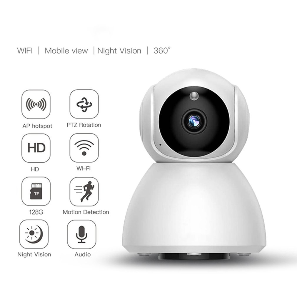 1080P HD Wireless Ip Baby Camera Security Webcam Ip Camera Wifi Connection Baby Monitor Surveillance Wireless Camera