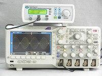 MHS 5200P Digital Dual Channel DDS Signal Generator Arbitrary Waveform Generator Function Signal Generator 6MHz
