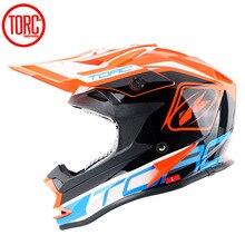 TORC extra light weight cross helmet T32 DOT ECE approved dirt bike hel