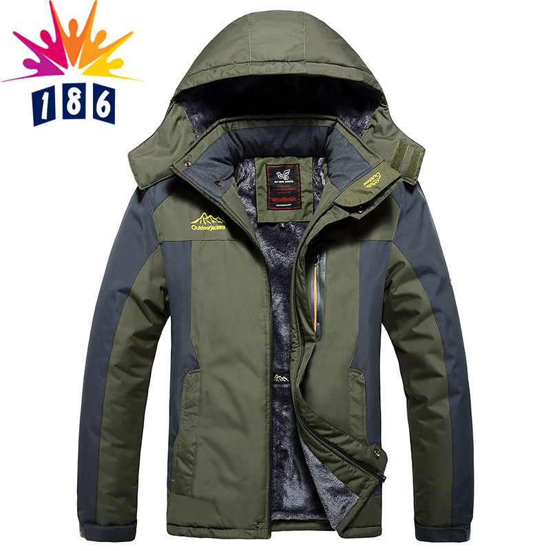 Popular Mens Long Waterproof Coat with Hood-Buy Cheap Mens Long ...