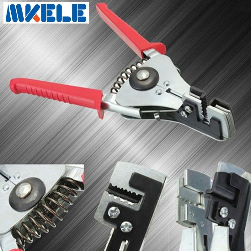 Alicate pelacables automático Alicate pelacables Alicate prensador - Herramientas manuales - foto 2