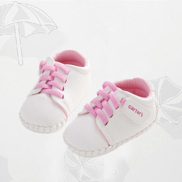 2016 Мода Босоножки Baby Boy Обувь для Девочек Спортивные Повседневные Детская Обувь Малыша Детская Обувь Первые Ходоки