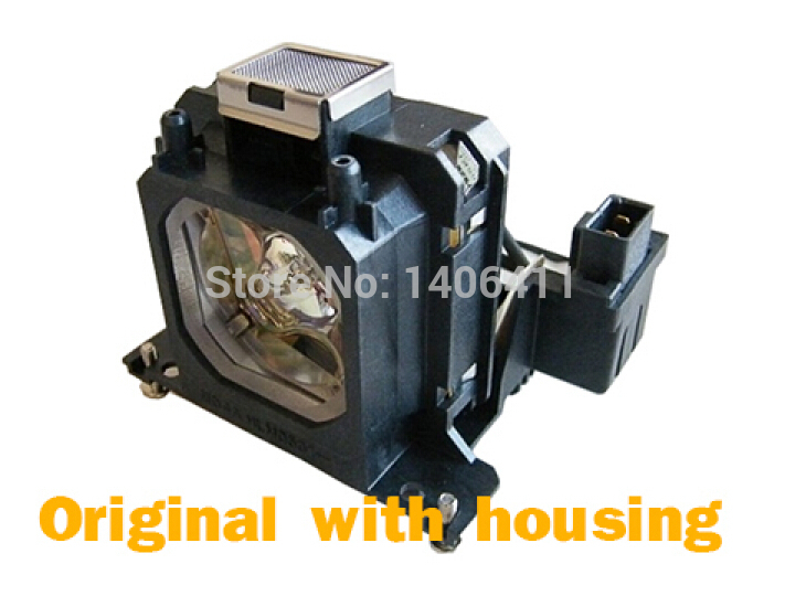 Hally&Son Free shipping Projector Lamp for PLV-Z4000 PLV-Z700 PLV-Z800 projector Genuine OEM Bulb with housing hally