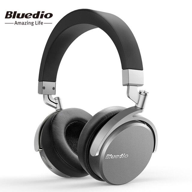 Bluedio Vinyl Premium Bluetooth наушники с дизайном возврающихся 180 градусов вращения и Беспроводные гарнитуры на ухах